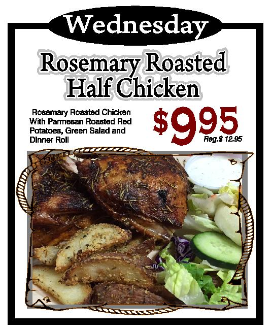 2016 WEDNESAY ROSEMARY CHIX