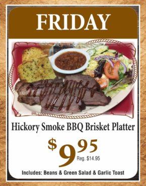 Buckboard-Friday-Special